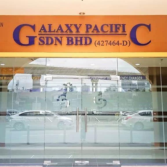 Galaxy Pacific Money Changer